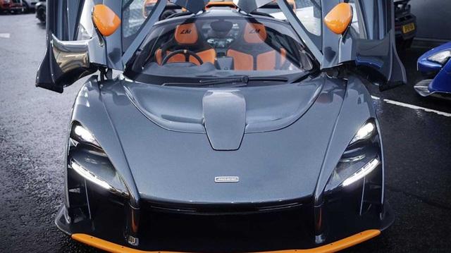 Thêm McLaren Senna lạ bất ngờ lộ diện