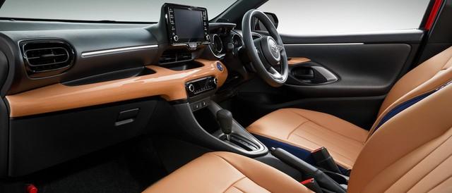 Toyota Yaris chuẩn bị được bổ sung kit TRD, Modellista - Ảnh 6.