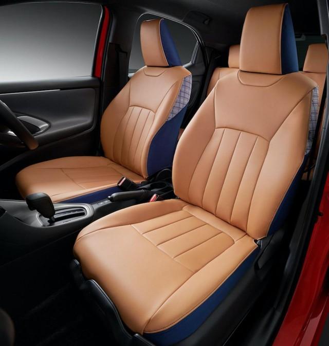 Toyota Yaris chuẩn bị được bổ sung kit TRD, Modellista - Ảnh 7.
