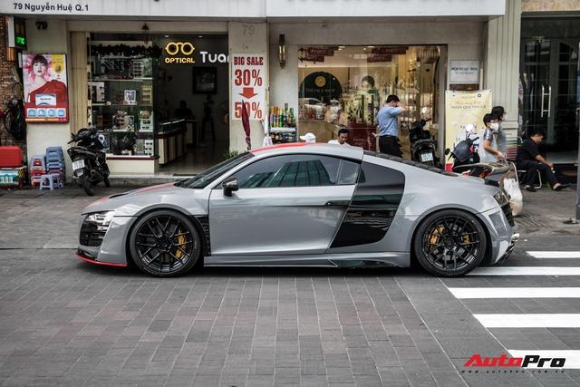 Độ hết 1 tỷ, đại gia Việt rao bán Audi R8 hàng hiếm với giá chỉ hơn 3 tỷ đồng - Ảnh 3.