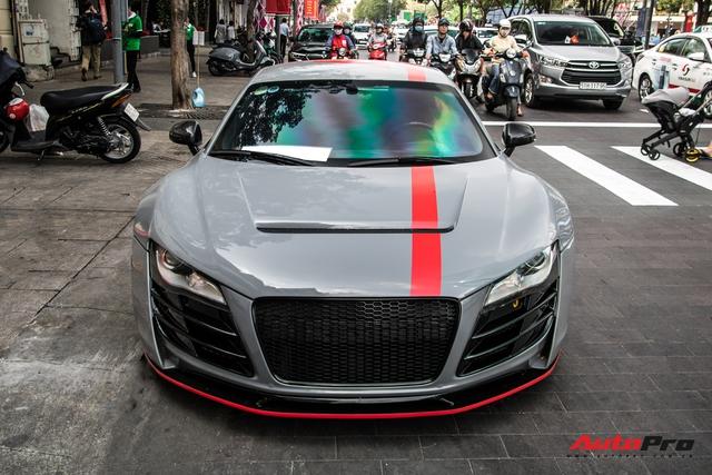 Audi R8 độ Prior Design độc nhất Việt Nam thoát xác, mức giá bán lại khiến nhiều người giật mình - Ảnh 2.
