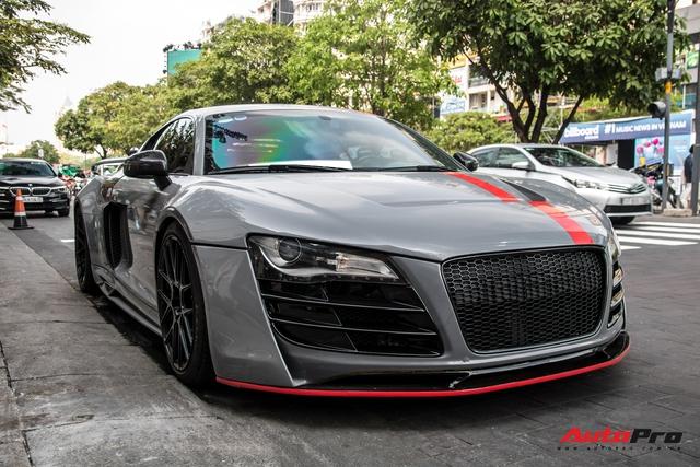 Độ hết 1 tỷ, đại gia Việt rao bán Audi R8 hàng hiếm với giá chỉ hơn 3 tỷ đồng - Ảnh 1.