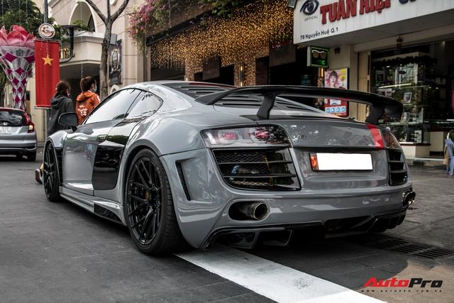 Độ hết 1 tỷ, đại gia Việt rao bán Audi R8 hàng hiếm với giá chỉ hơn 3 tỷ đồng - Ảnh 4.