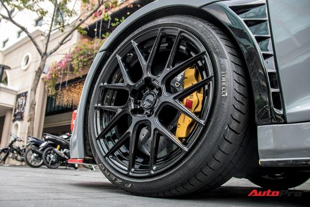 Độ hết 1 tỷ, đại gia Việt rao bán Audi R8 hàng hiếm với giá chỉ hơn 3 tỷ đồng - Ảnh 6.