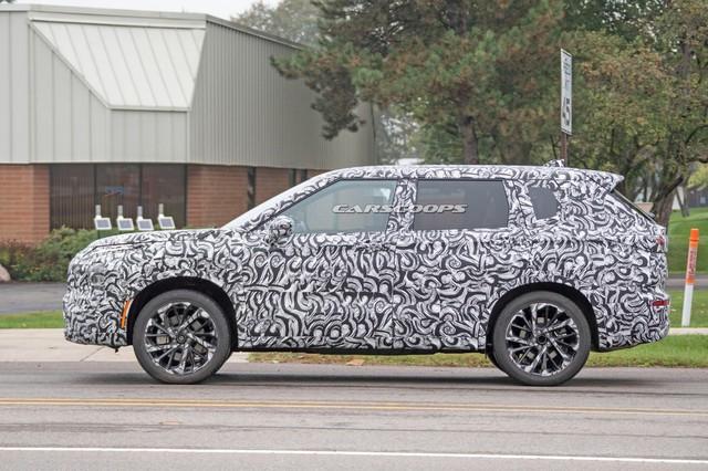Mitsubishi Outlander ra mắt cuối 2020, chung khung gầm Nissan X-Trail đấu Honda CR-V - Ảnh 1.