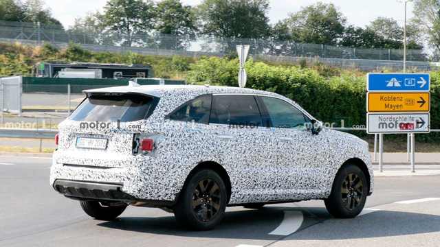 Toàn bộ thông tin đã lộ về Kia Sorento 2020 trước giờ G: Hyundai Santa Fe phải dè chừng là vừa - Ảnh 10.