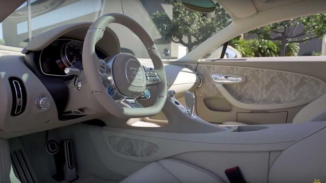 Choáng với những đặc quyền của chủ siêu xe Bugatti Chiron Hermes độc nhất vô nhị - Ảnh 3.