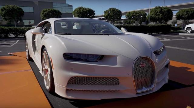 Choáng với những đặc quyền của chủ siêu xe Bugatti Chiron Hermes độc nhất vô nhị