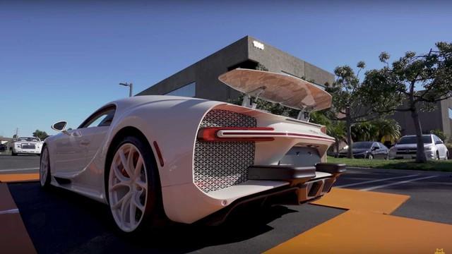 Choáng với những đặc quyền của chủ siêu xe Bugatti Chiron Hermes độc nhất vô nhị - Ảnh 1.