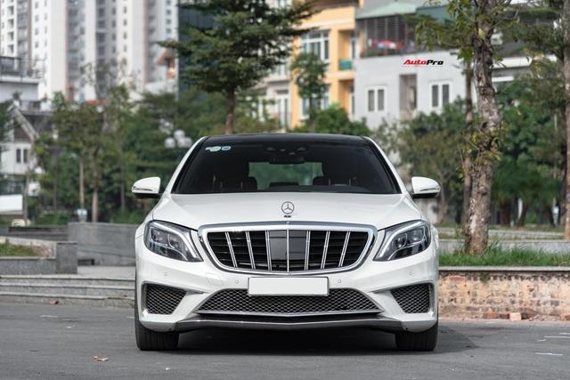 Bỏ 200 triệu lột xác Mercedes-Benz S-Class, đại gia Việt bán xe với giá rẻ ngang E200 2019 - Ảnh 9.