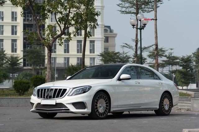 Bỏ 200 triệu lột xác Mercedes-Benz S-Class, đại gia Việt bán xe với giá rẻ ngang E200 2019 - Ảnh 4.