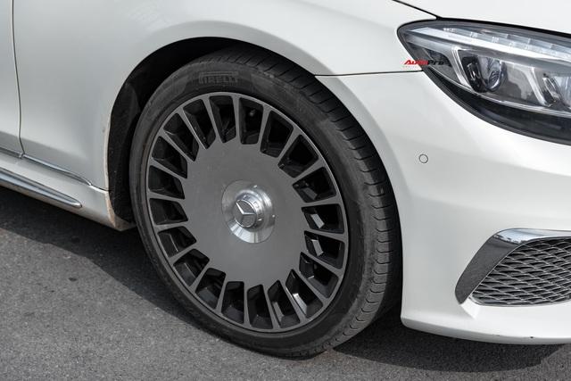 Bỏ 200 triệu lột xác Mercedes-Benz S-Class, đại gia Việt bán xe với giá rẻ ngang E200 2019 - Ảnh 2.