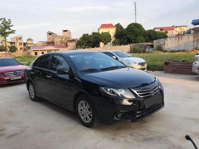Sedan Zotye độ kiểu Toyota Camry rao bán chưa tới 300 triệu, chủ xe cam kết: Siêu tiết kiệm nhiên liệu - Ảnh 1.