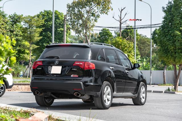 Cảm nhận nhanh Acura MDX 10 năm tuổi: 620 triệu đồng được xe ngang BMW X5 - Ảnh 2.