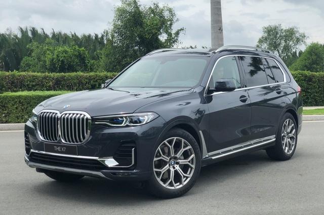 BMW giảm giá hàng loạt xe cho khách Việt chơi Tết: Cao nhất 300 triệu đồng, 3-Series mới ra mắt cũng không phải ngoại lệ - Ảnh 7.