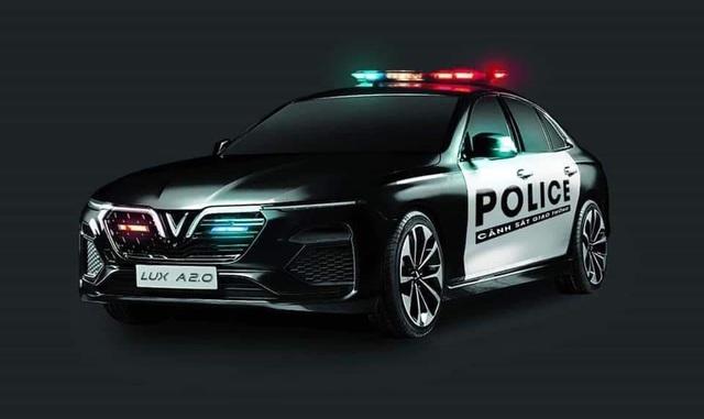 Người Việt tự phác hoạ bản độ VinFast Lux, có ý tưởng táo bạo mổ xẻ chiếc xe - Ảnh 8.
