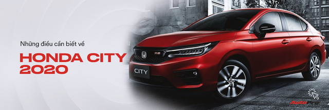 Khách Việt ngóng đợi Honda City 2020 về nước - Ảnh 4.