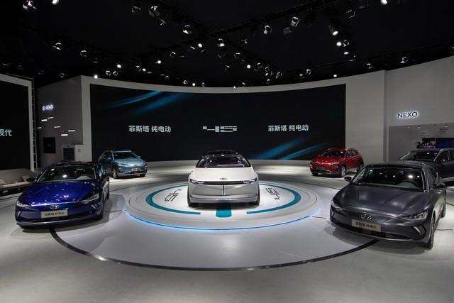 Hyundai âm thầm ra mắt xe điện mới tại Trung Quốc - Ảnh 6.
