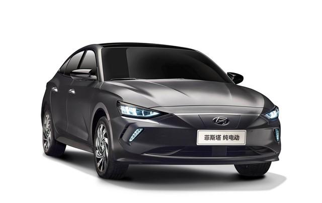 Hyundai âm thầm ra mắt xe điện mới tại Trung Quốc - Ảnh 2.