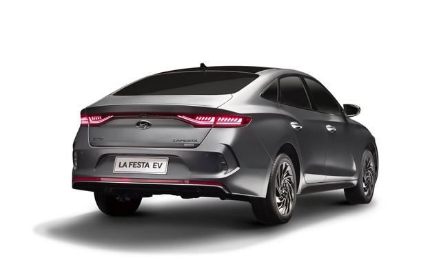 Hyundai âm thầm ra mắt xe điện mới tại Trung Quốc - Ảnh 3.