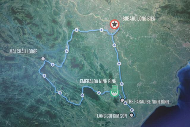 500km với Subaru Forester: 10 điểm cộng/trừ của đối trọng Honda CR-V - Ảnh 1.