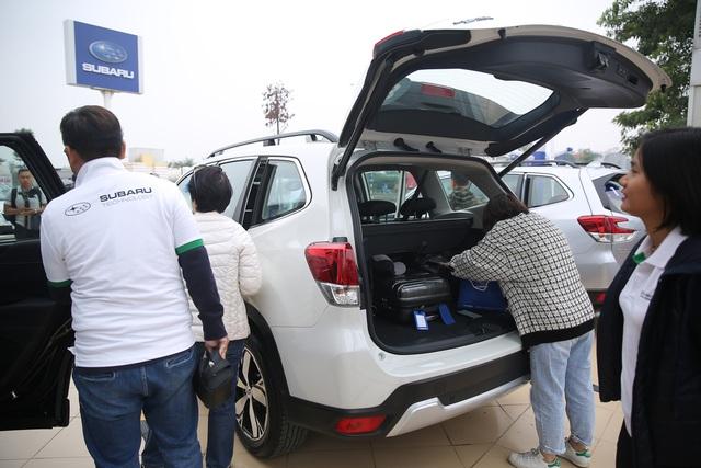 500km với Subaru Forester: 10 điểm cộng/trừ của đối trọng Honda CR-V - Ảnh 4.