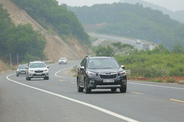 500km với Subaru Forester: 10 điểm cộng/trừ của đối trọng Honda CR-V - Ảnh 7.