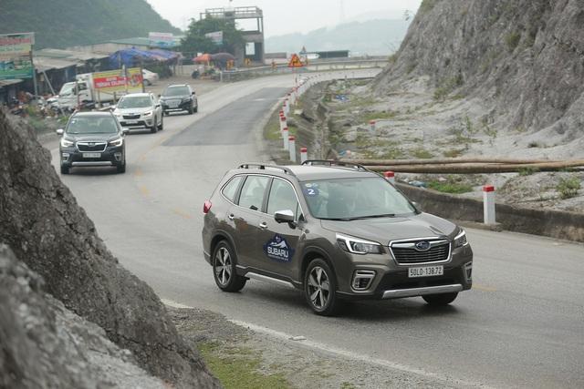500km với Subaru Forester: 10 điểm cộng/trừ của đối trọng Honda CR-V - Ảnh 8.