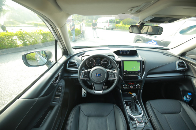 500km với Subaru Forester: 10 điểm cộng/trừ của đối trọng Honda CR-V - Ảnh 2.