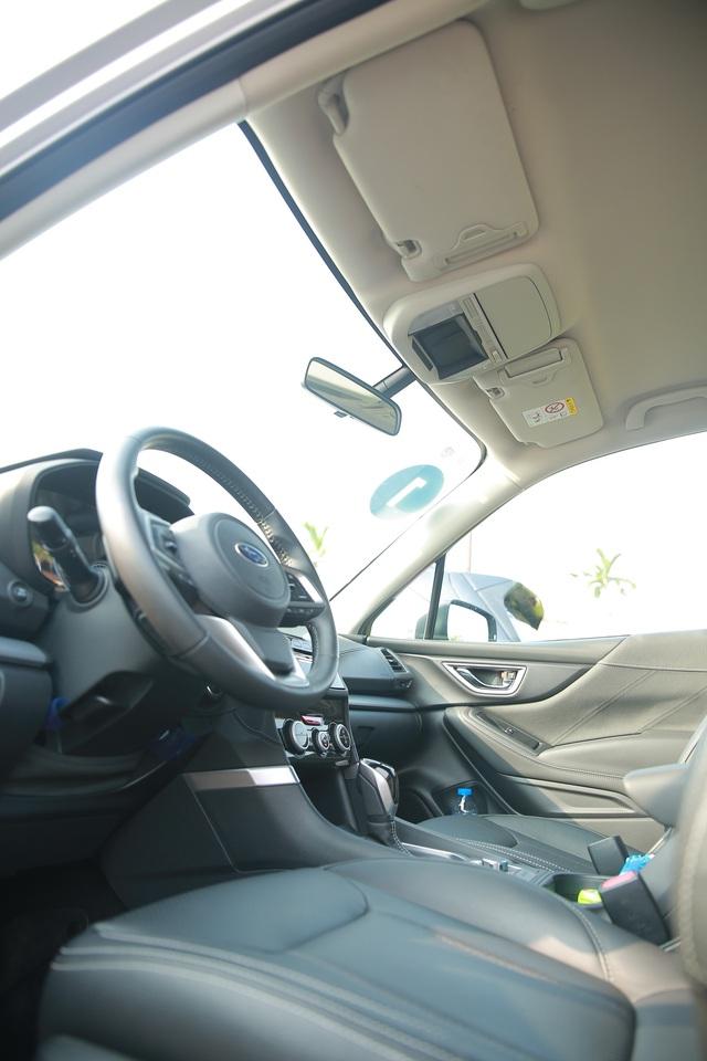 500km với Subaru Forester: 10 điểm cộng/trừ của đối trọng Honda CR-V - Ảnh 10.
