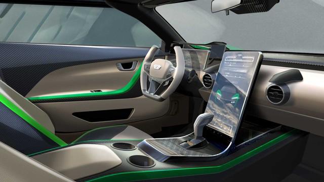 Tự tay cầm lái siêu xe địa hình chạy off-road nhanh như đường nhựa ra sao? - Ảnh 4.