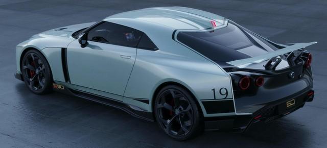 Không chỉ trang bị, giới siêu giàu còn có thể tuỳ biến thông số của Nissan GT-R50 - Ảnh 2.