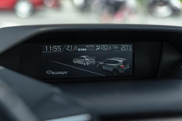 500km với Subaru Forester: 10 điểm cộng/trừ của đối trọng Honda CR-V - Ảnh 6.