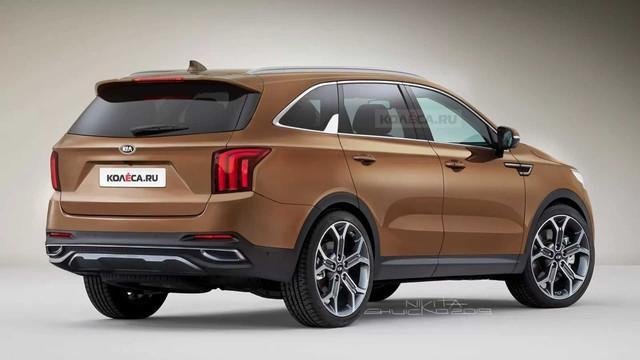 Vén màn Kia Sorento thế hệ mới - Áp lực mới lên Ford Explorer - Ảnh 1.