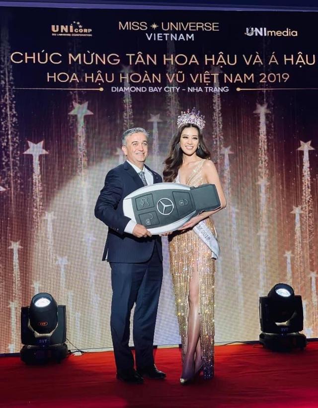 Được tặng xe Mercedes tiền tỷ nhưng đây mới là hai chiếc 'xe cỏ' gắn bó với tân Hoa hậu Hoàn vũ Nguyễn Trần Khánh Vân - Ảnh 5.