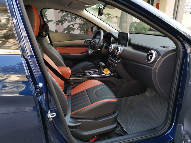 Mới chạy 2.700 km, chủ nhân SUV Trung Quốc BAIC X55 đã bán xe với giá rẻ hơn cả Toyota Vios - Ảnh 4.