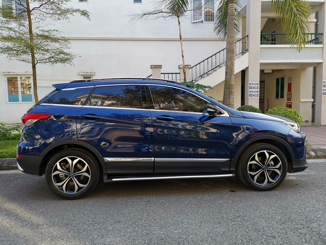 Mới chạy 2.700 km, chủ nhân SUV Trung Quốc BAIC X55 đã bán xe với giá rẻ hơn cả Toyota Vios - Ảnh 3.
