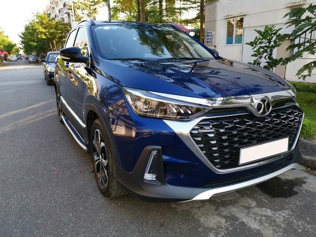 Mới chạy 2.700 km, chủ nhân SUV Trung Quốc BAIC X55 đã bán xe với giá rẻ hơn cả Toyota Vios - Ảnh 5.