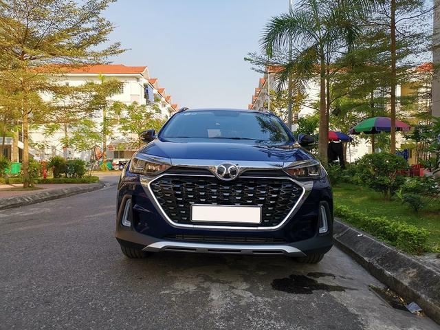 Mới chạy 2.700 km, chủ nhân SUV Trung Quốc BAIC X55 đã bán xe với giá rẻ hơn cả Toyota Vios - Ảnh 1.