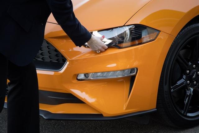 Ford và McDonald hợp tác để tái chế cà phê thành linh kiện ô tô - Ảnh 2.