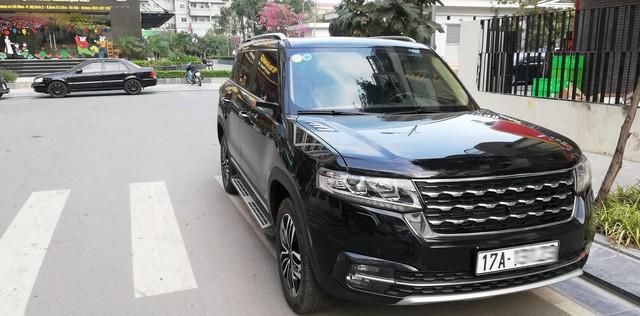 Chiếc ô tô Trung Quốc mất gương ngày Tết tại Hà Nội, đạo chích bị cười vì tưởng nhầm xe sang Land Rover - Ảnh 1.