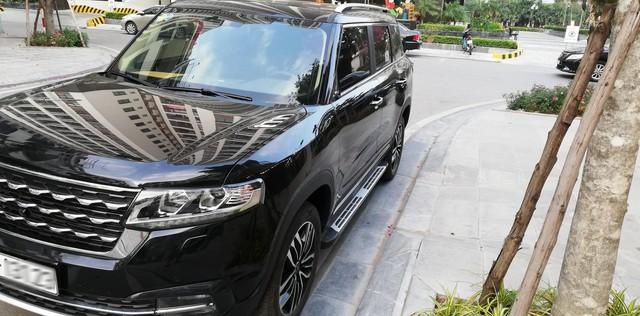 Chiếc ô tô Trung Quốc mất gương ngày Tết tại Hà Nội, đạo chích bị cười vì tưởng nhầm xe sang Land Rover - Ảnh 2.