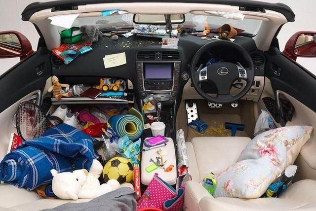 Sốc: Nội thất ô tô là một trong những nơi bẩn nhất trên trái đất - Ảnh 1.
