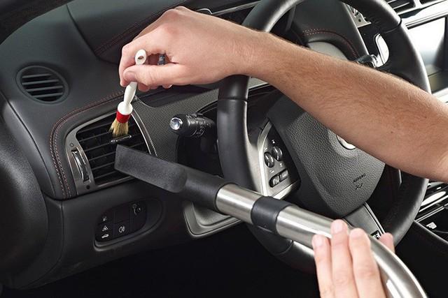 Sốc: Nội thất ô tô là một trong những nơi bẩn nhất trên trái đất - Ảnh 3.