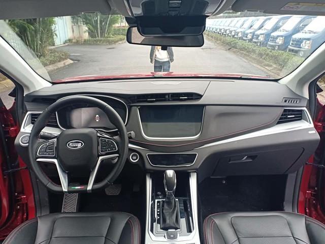 SUV Trung Quốc 'gốc' Ý thiết kế kiểu Audi sắp ra mắt tại Việt Nam với giá khoảng 600 triệu đồng - Ảnh 2.