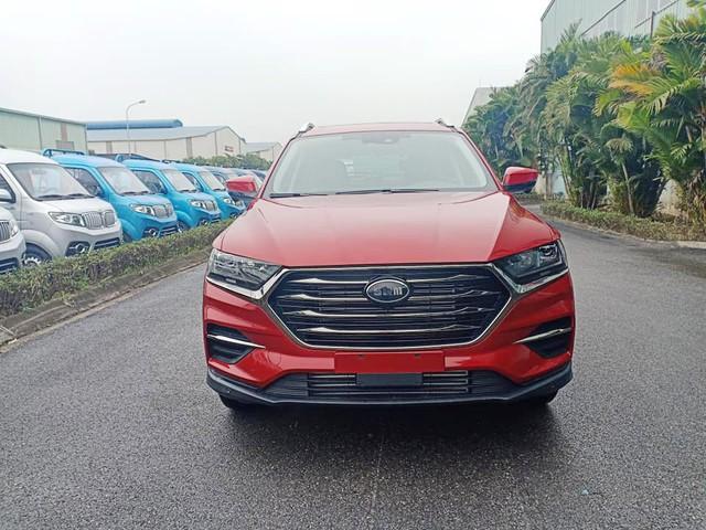 SUV Trung Quốc 'gốc' Ý thiết kế kiểu Audi sắp ra mắt tại Việt Nam với giá khoảng 600 triệu đồng - Ảnh 3.
