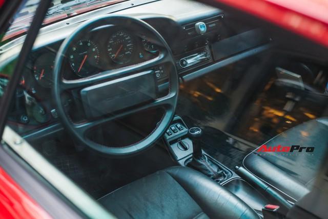Porsche 964 Carrera 4 của ông Tây mang về Việt Nam 30 năm ra biển mới nhưng câu chuyện phía sau gây tò mò hơn - Ảnh 9.