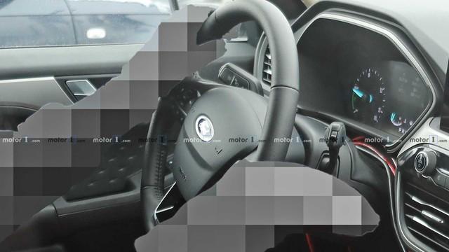 Át chủ bài của Ford để cạnh tranh Honda CR-V lộ thêm ảnh nội, ngoại thất mới - Ảnh 4.