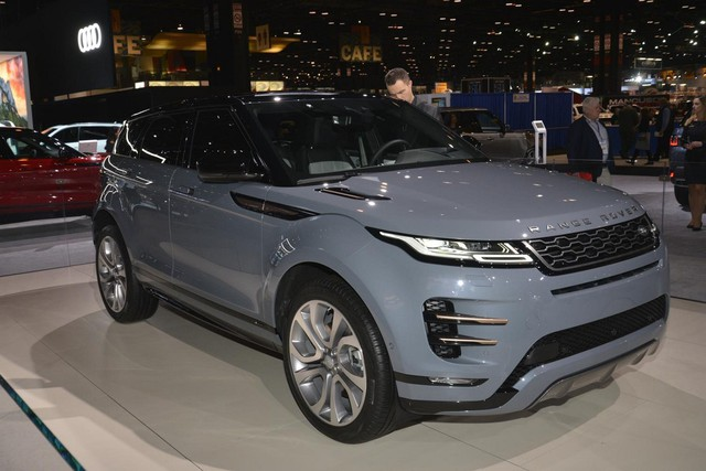 Khách Việt đầu tiên đặt Range Rover Evoque First Edition 2020 chính hãng, giá tạm tính 4 tỷ đồng - Ảnh 1.