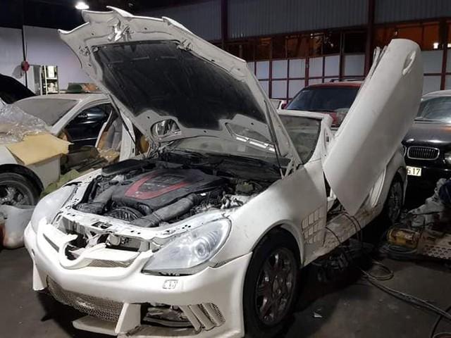 Dân chơi Hà Nội bán cả 3 xe Bentley, BMW, Mercedes chỉ với 500 triệu đồng - Ảnh 5.